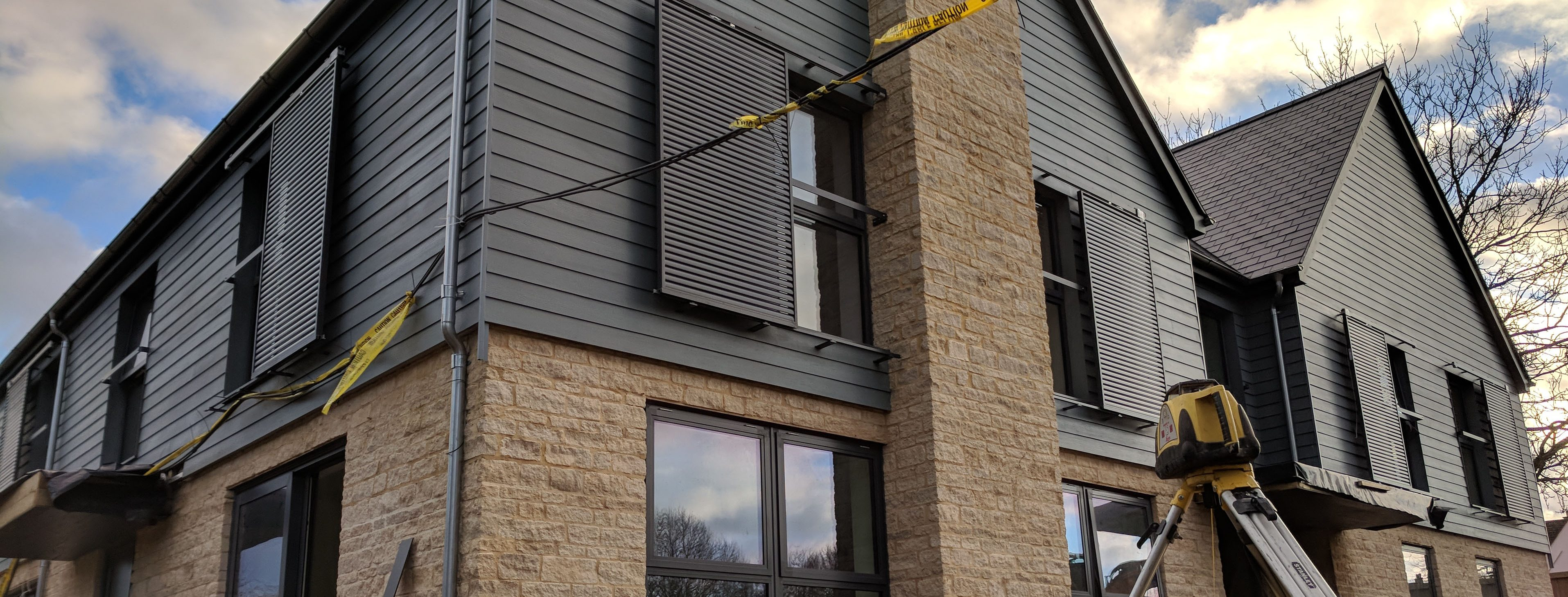 Global Shading Solutions Exterior Shutters
