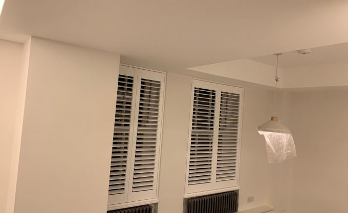 Full Height Interior Shutters